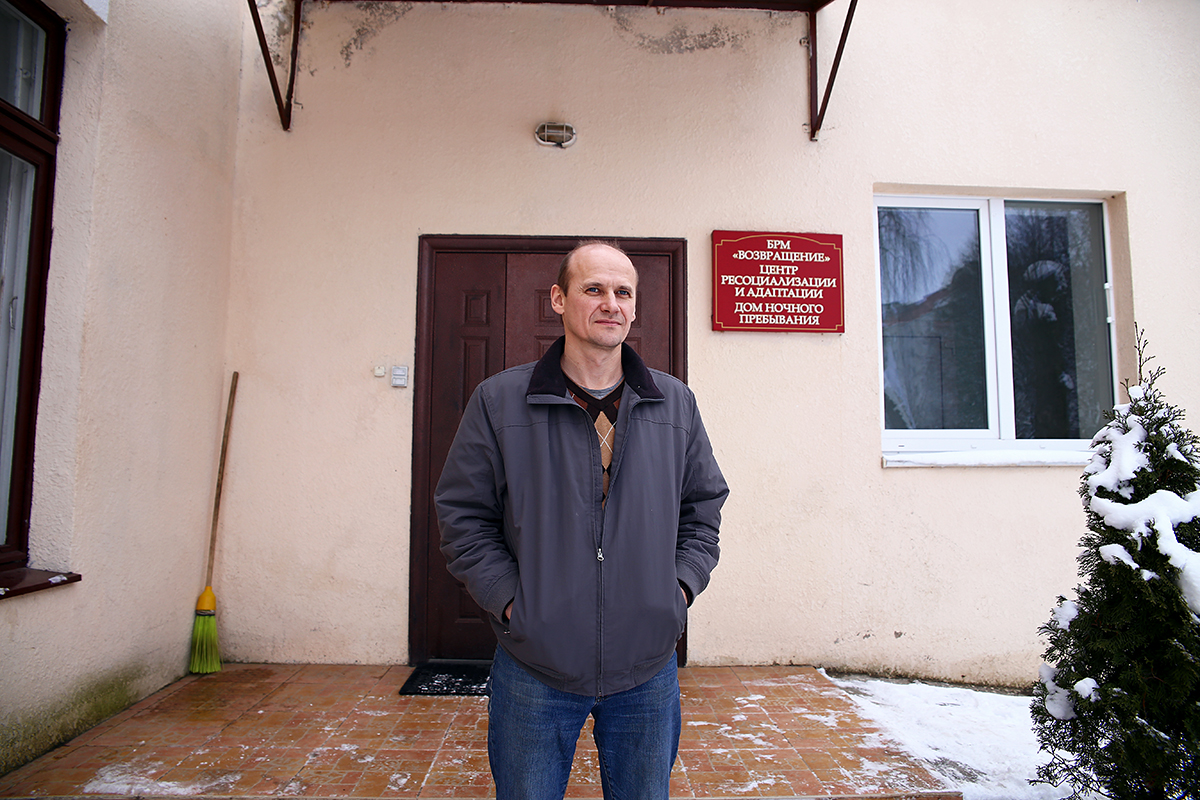 Администратор заведения Сергей Цупа