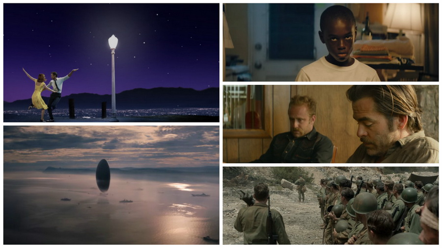 Самые просматриваемые трейлеры претендентов на«Оскар» в категории «Лучший фильм»