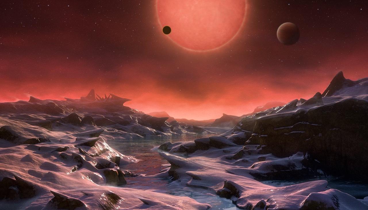 NASA срочно созывает пресс-конференцию одоказательствах внеземной жизни