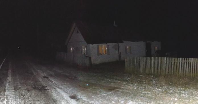 В Ляховичском районе мужчина убил 22-летнего сына своей сожительницы Фото: sk.gov.by