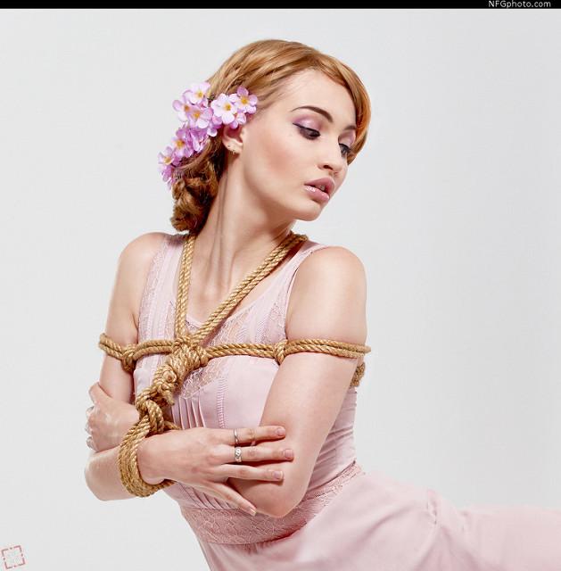 Искусство эстетического связывания «сибари»
