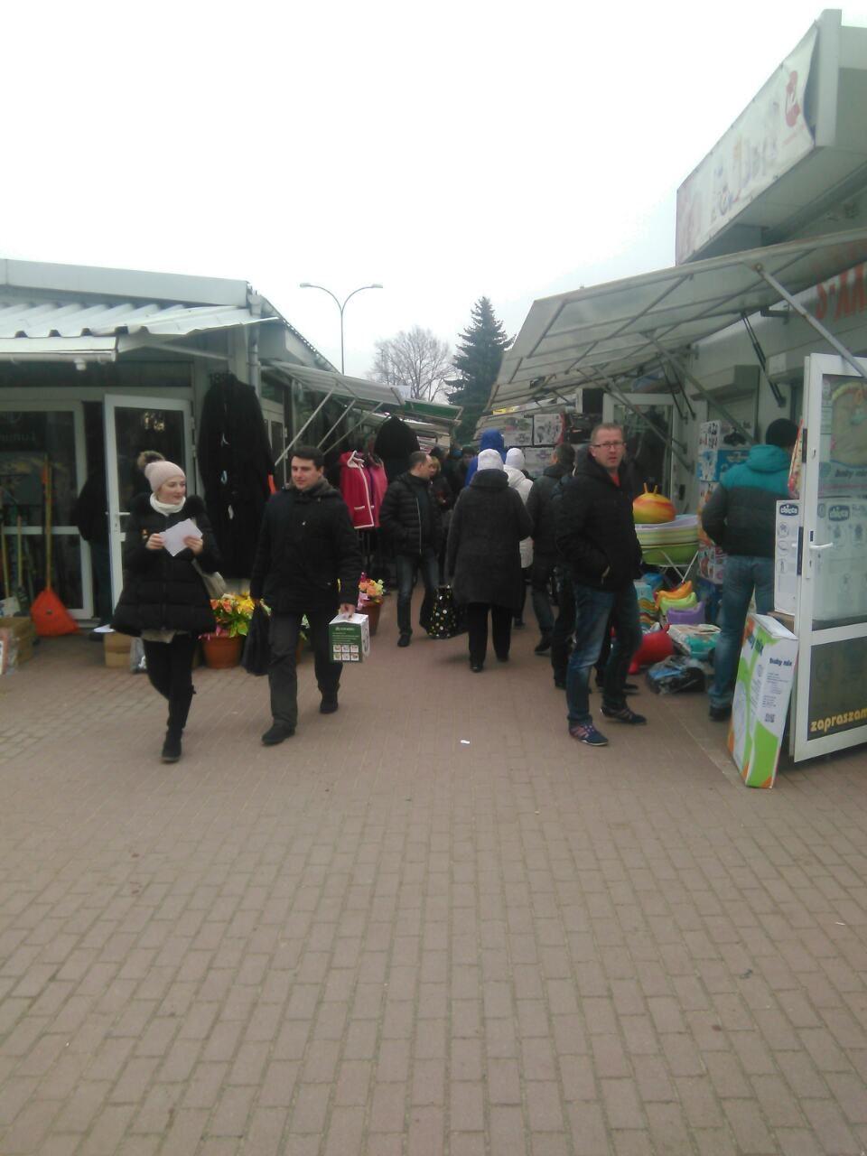 Как я ездила за покупками в Белосток - Барановичи