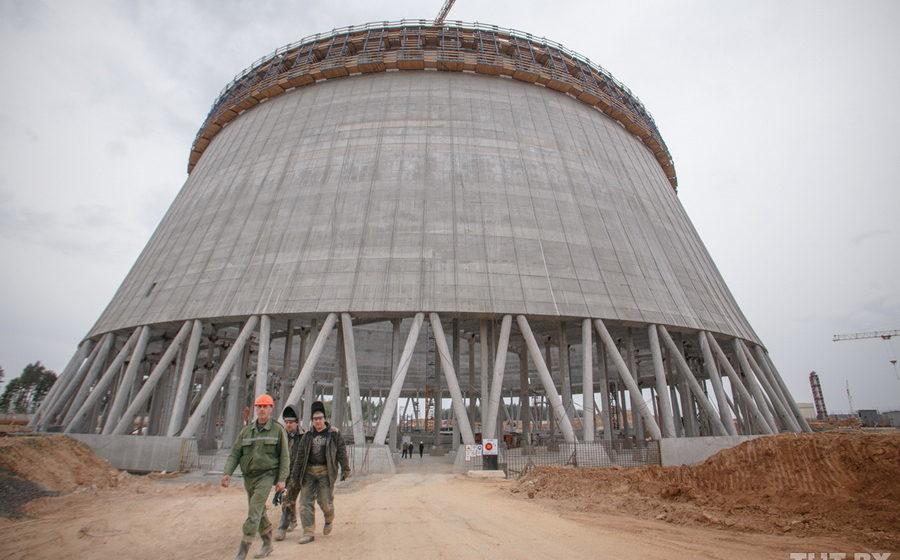 Корпус реактора установили навтором энергоблоке БелАЭС