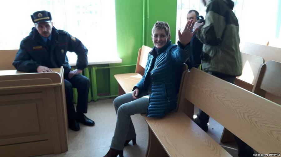 Журналистку Радио «Свобода» оштрафовали на575 руб.
