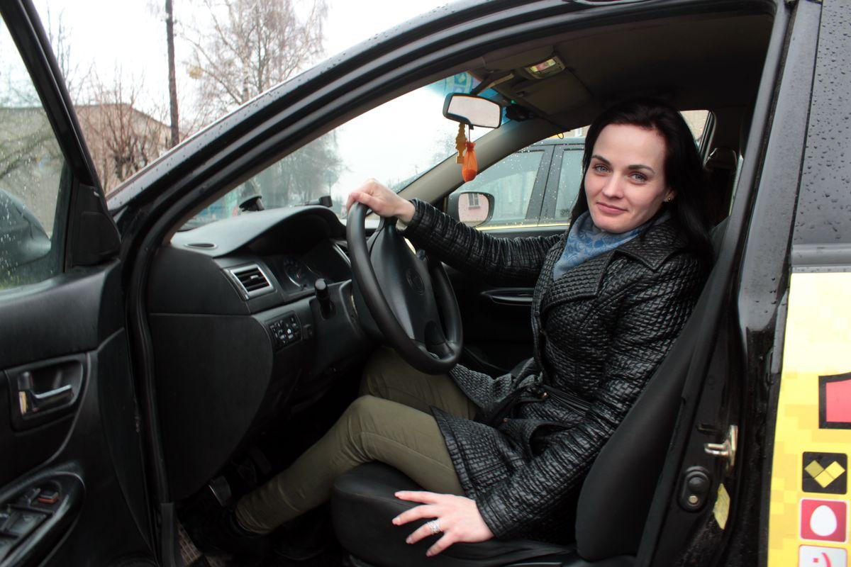 Вероника Гузева.