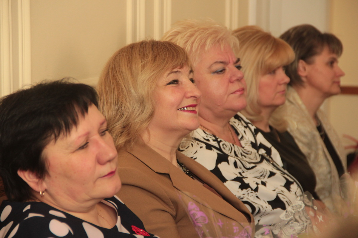 Жанна Семенович, Лариса Антонова, Лилия Вашко.