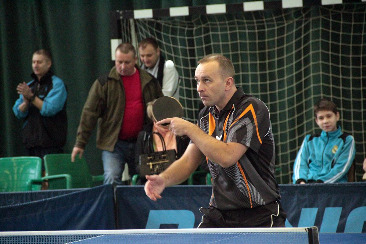 Вадим Белодед (Витебск) в победном матче за 3-е место.