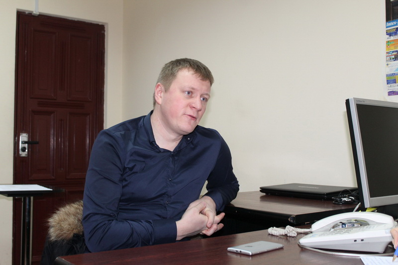 Михаил Стрельчик. Фото: Татьяна МАЛЕЖ