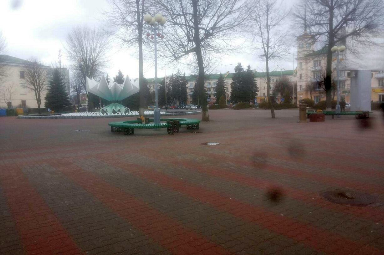 Площадь Ленина 19 марта, 16.00. Фото: Юлия ГРИЦКЕВИЧ