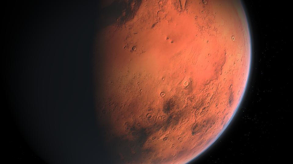 Специалисты NASA заявили что смогут сделать Марс пригодным для жизни