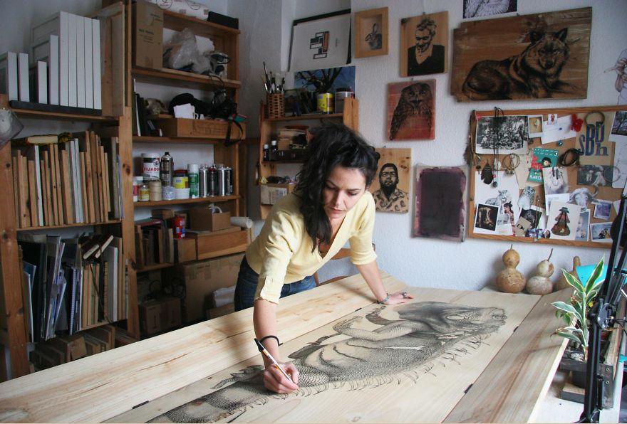 Фото: Martina Billi, boredpanda.com