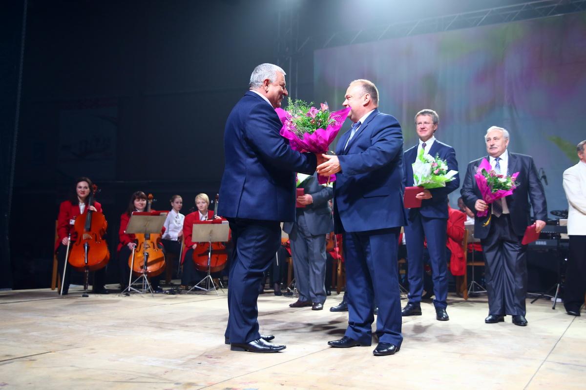 Владимир Пучко, директор ОАО «Автобусный парк г. Барановичи».