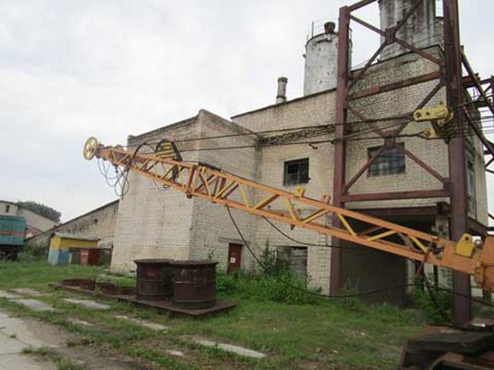Строение УНР-83 выставлено на продажу за 91,4 тысячи рублей. Фото: сайт nalog.gov.by