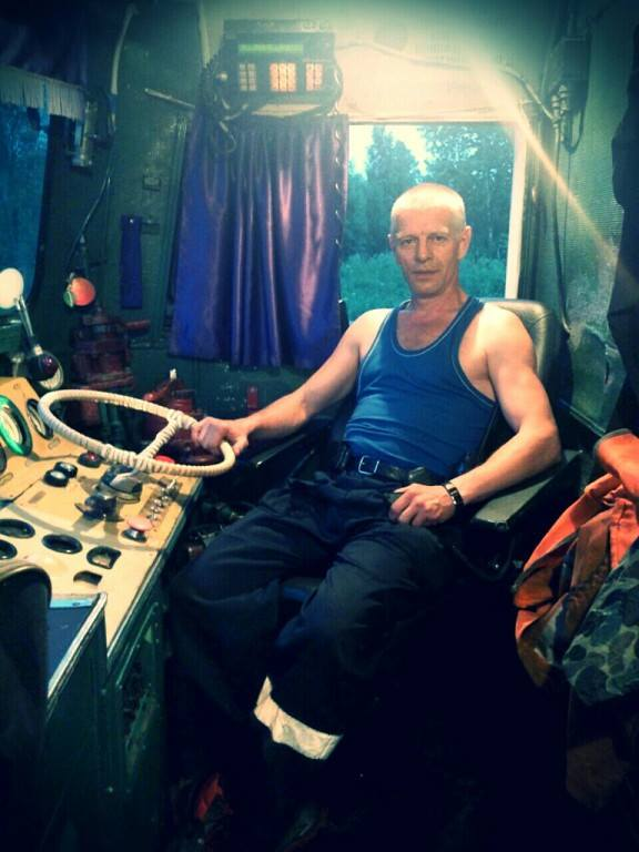 Юрий Шушкевич работал на железной дороге. Фото: tut.by
