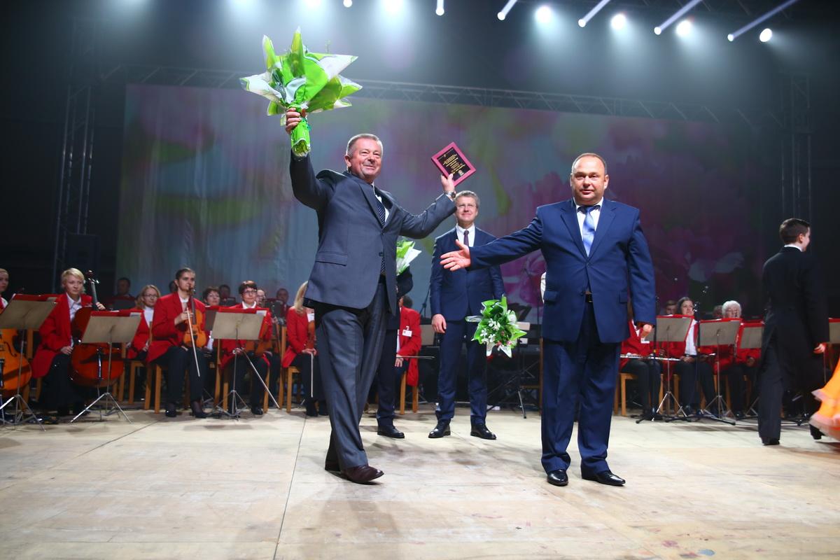 Вячеслав Дунькович, генеральный директор ОАО «Строительный трест №25».