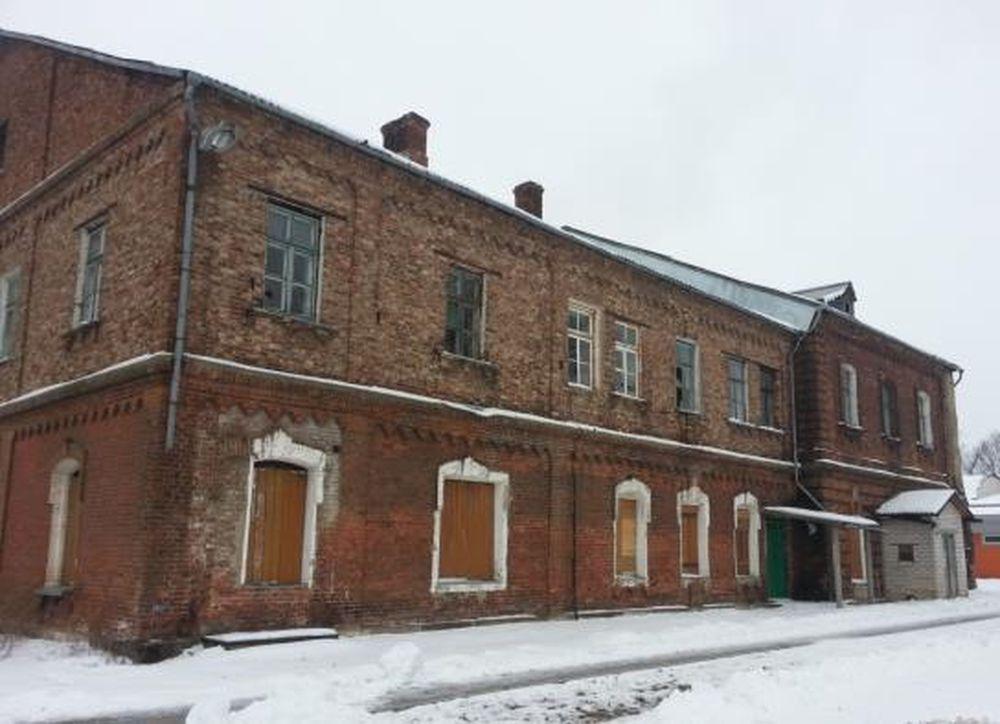 Бывший жилой дом на улице Хлебная. Фото: сайт brest-region.gov.by