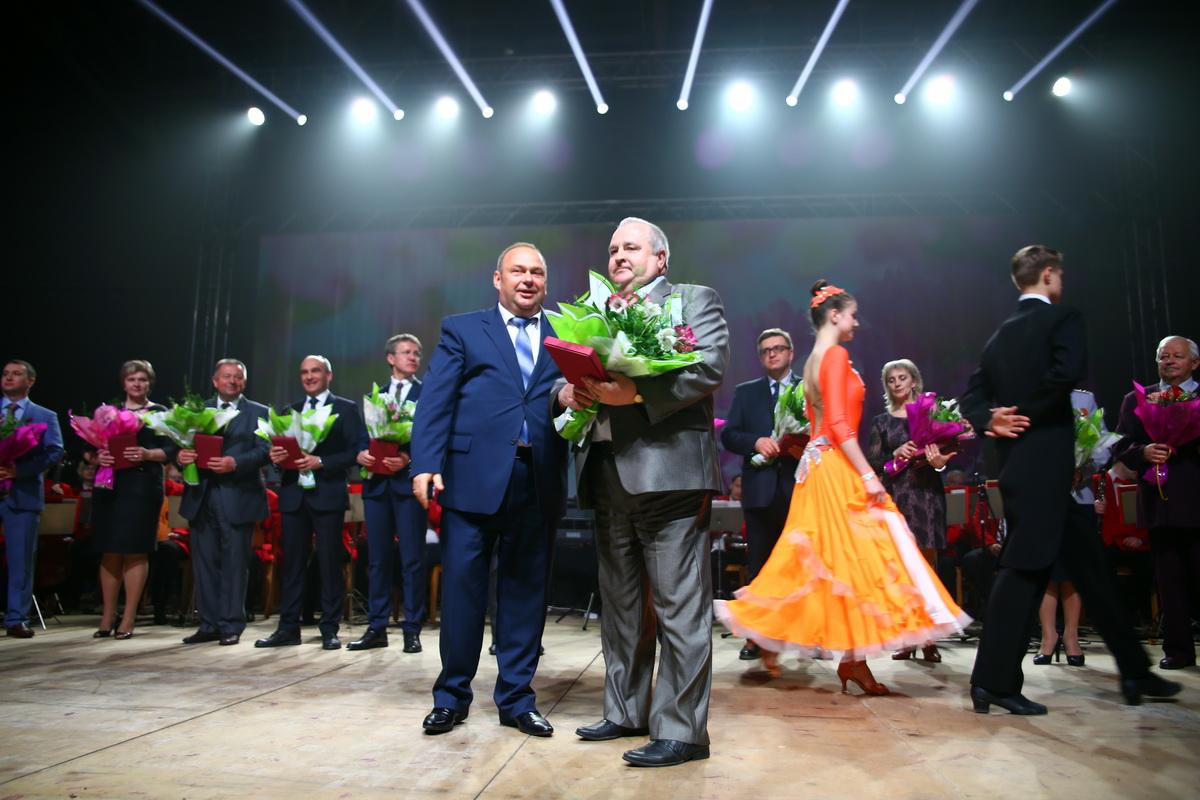 Александр Раткевич, директор ОАО «Торгмаш».