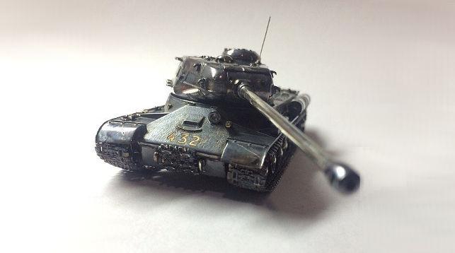 Модель танка. Фото: belta.by