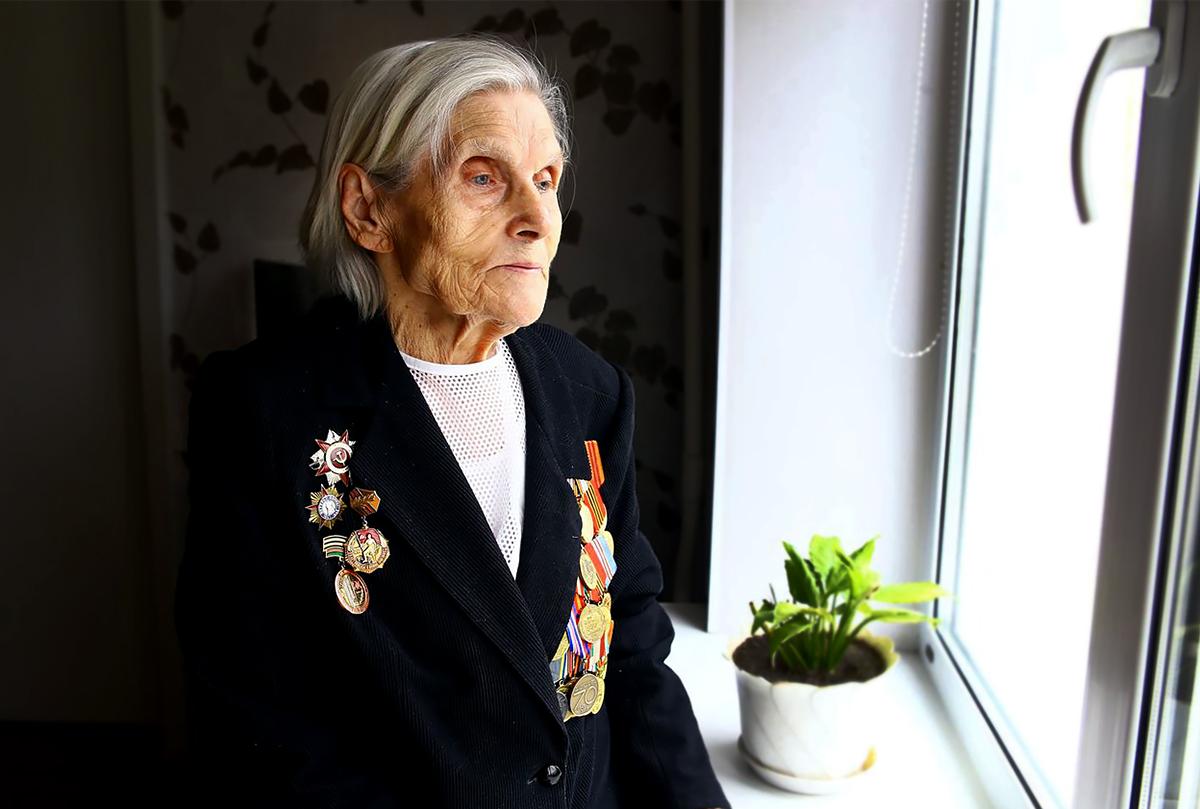 Ольга Петровна Исакова. Фото: Евгений ТИХАНОВИЧ