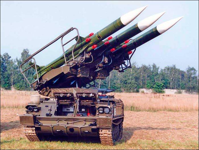 ЗРК 2К12 «Куб». Фото armedman.ru