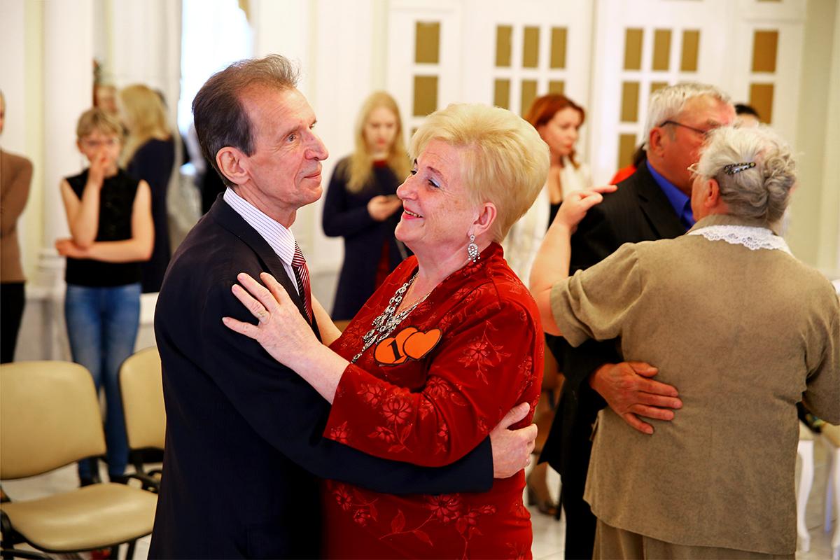 Сергей и Раиса Киндрау состоят в браке 50 лет.