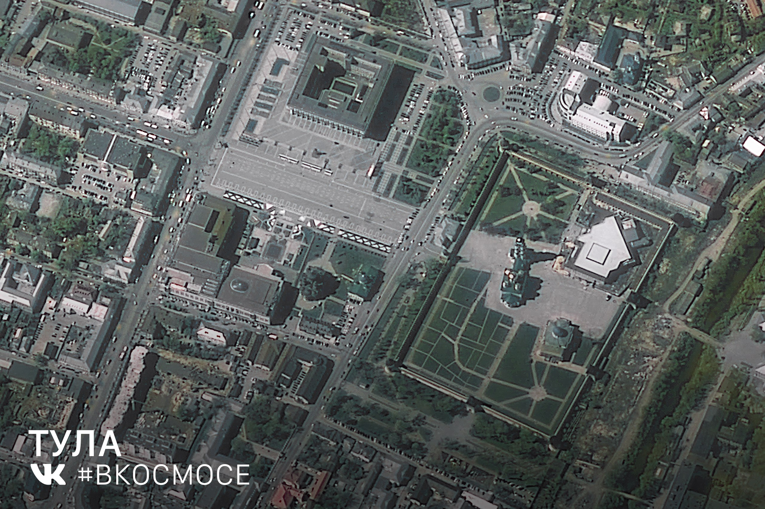 Фото: космический аппарат «Ресурс-П» / Роскосмос