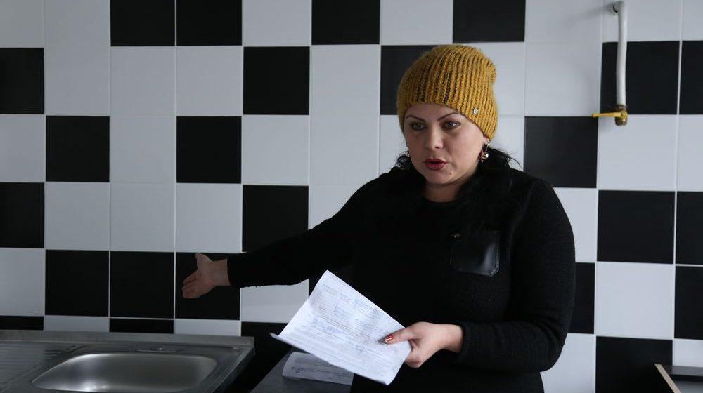 У жительницы Барановичей в пустующей квартире счетчики накрутили почти 80 кубов воды