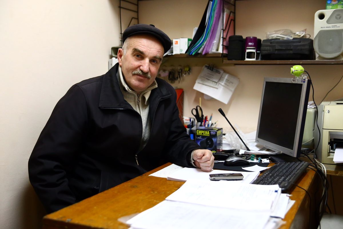 Виктор Медушевский. Фото: Евгений ТИХАНОВИЧ