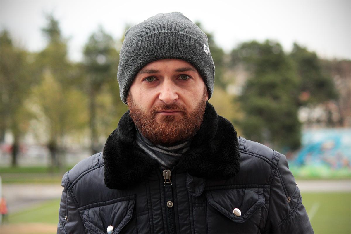 Александр Блащеница.