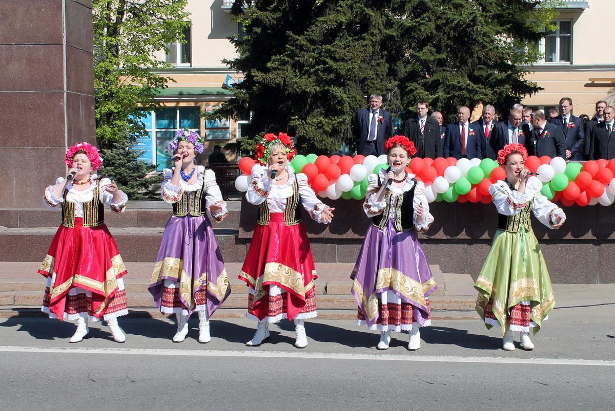Народны аматарскі калектыў Рэспублікі Беларусь вакальна-харэаграфічны ансамбль «Палозанька» ГДК.