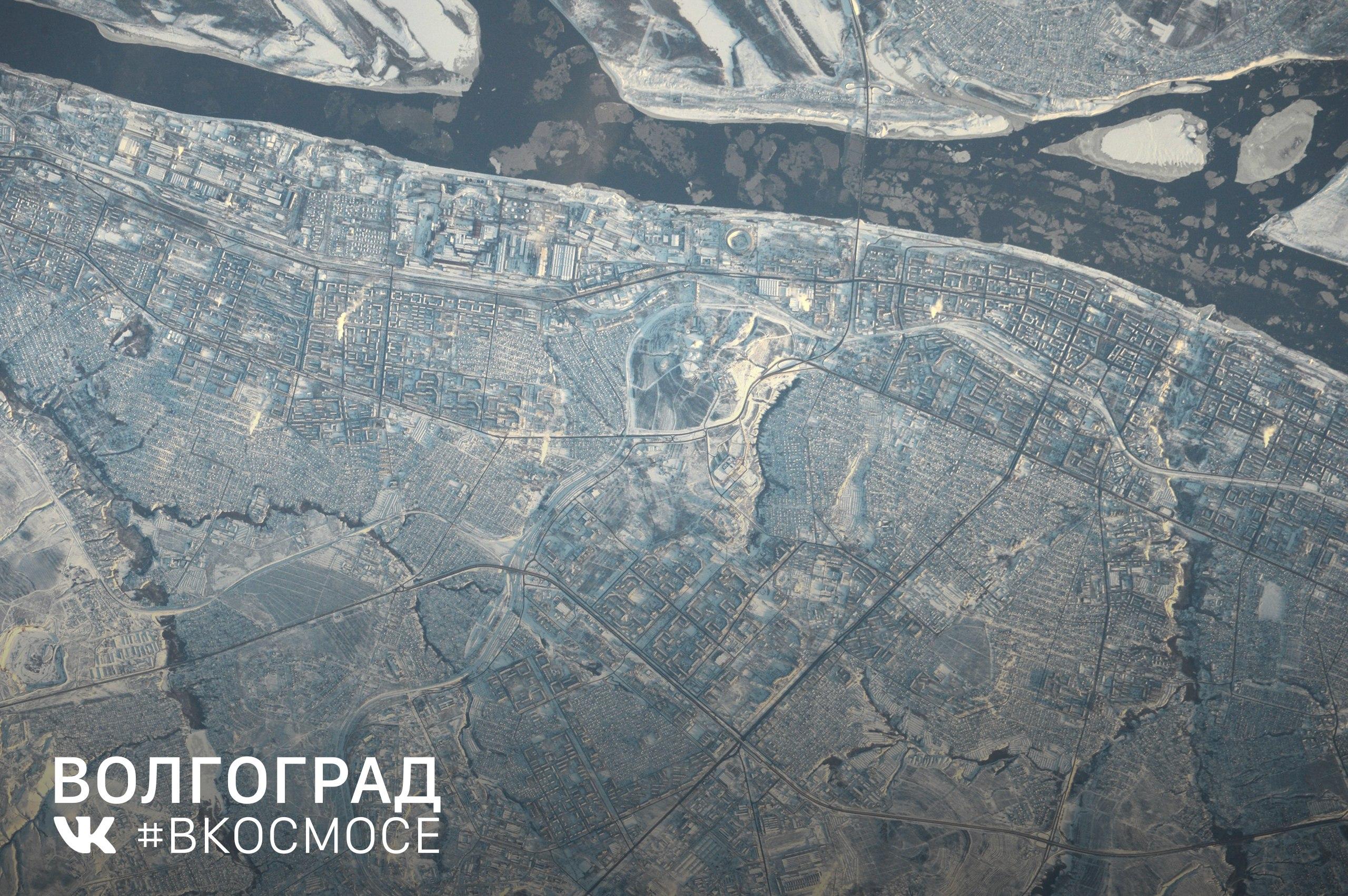 Фото: космонавт Сергей Рыжиков / Роскосмос