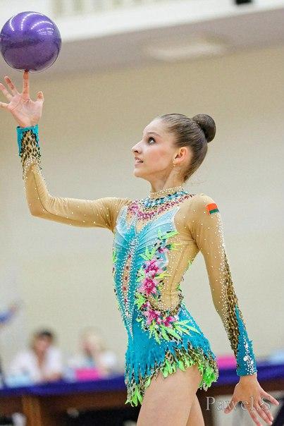 Маргарита Овадинская. Фото: сайт gimnastika.pro