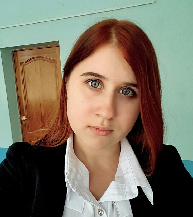Анастасия Пузикова. Фото: социальная сеть vk.com