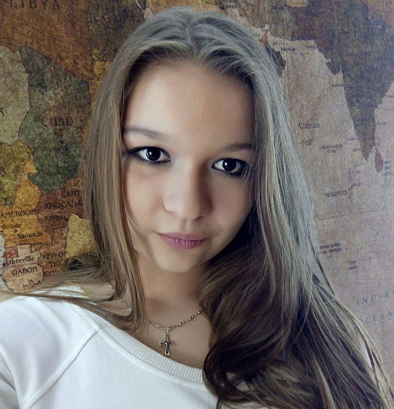 Виктория Гончарик. Фото: социальная сеть vk.com