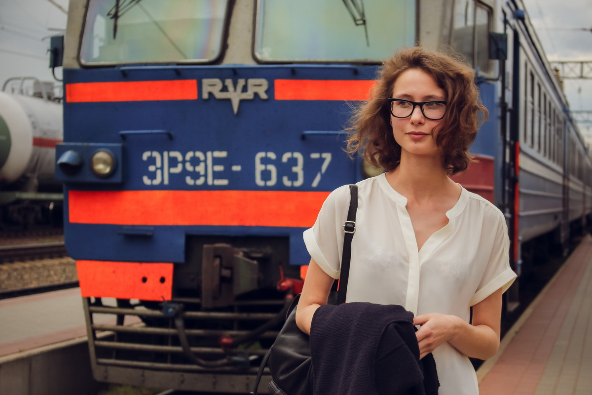 Анастасия Андриевская. Все фото: Александр ЧЕРНЫЙ