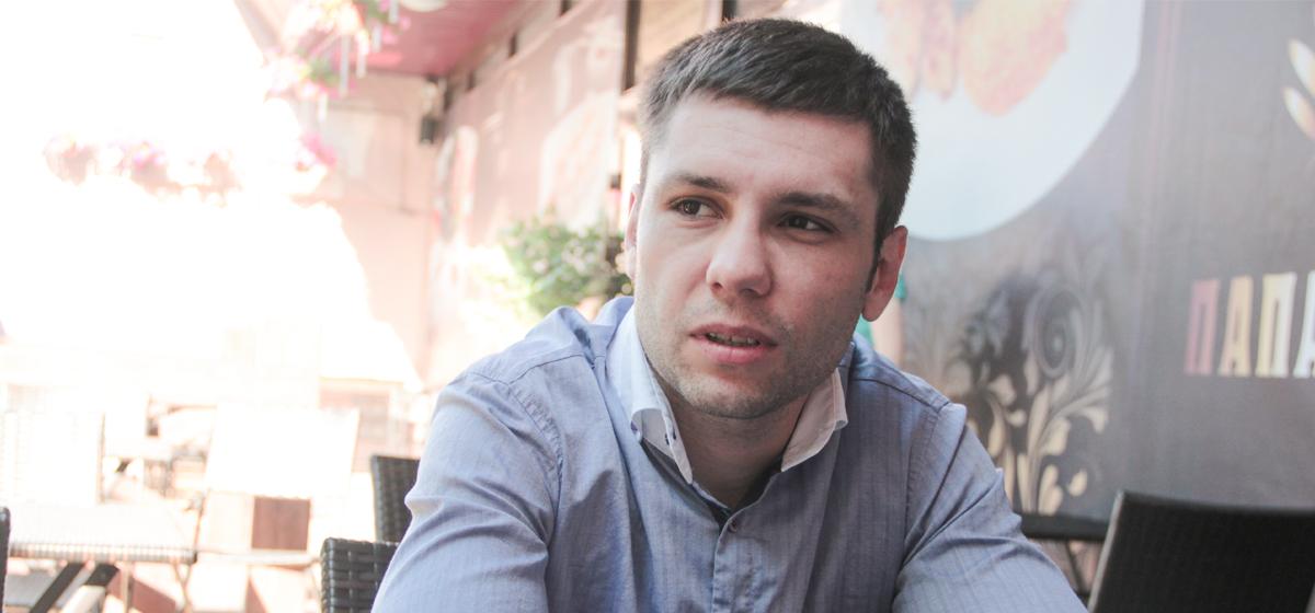 Кирилл Релих. Фото: Юрий ПИВОВАРЧИК
