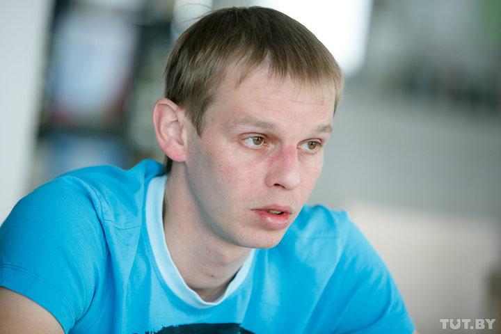 Владимир. Фото: Вадим ЗАМИРОВСКИЙ, TUT.BY