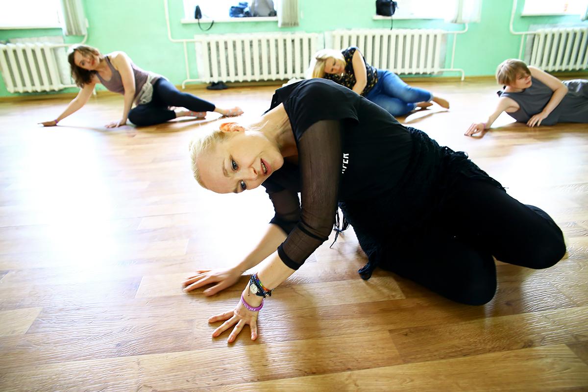 Преподаватель по танцам Katrin.