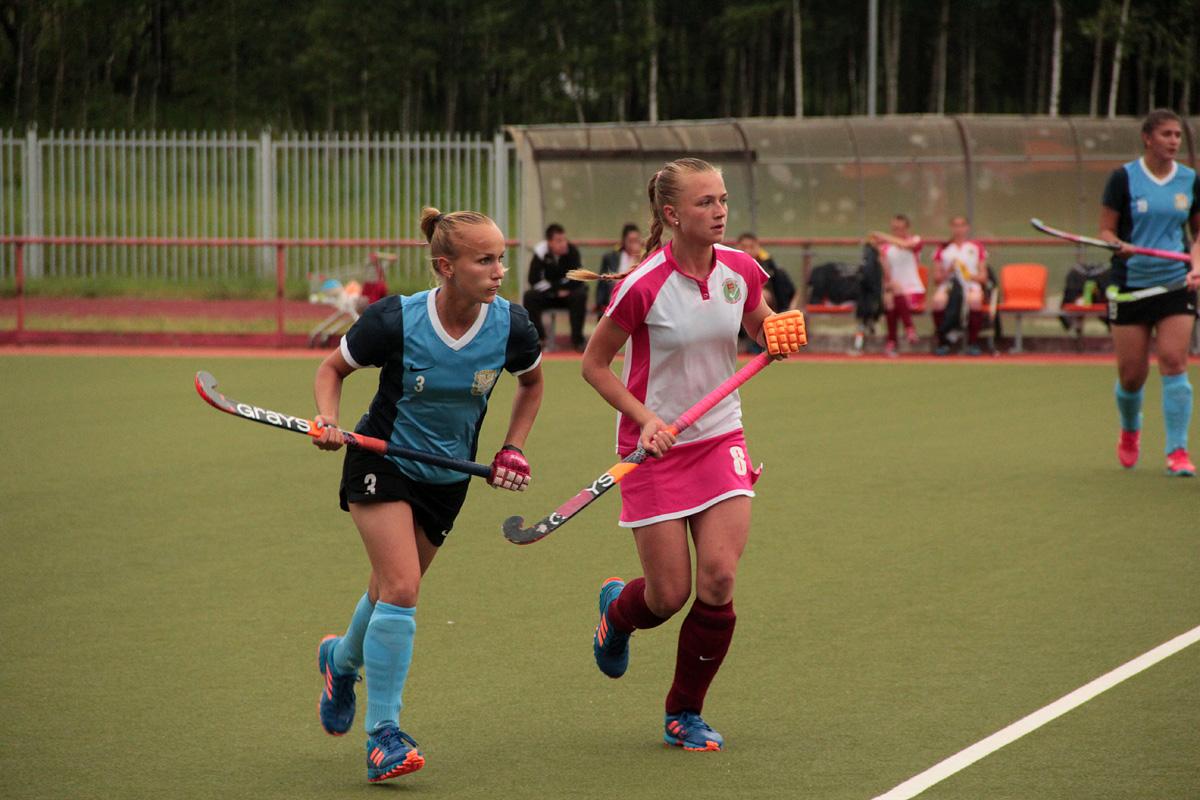 Наталья Штин (справа).