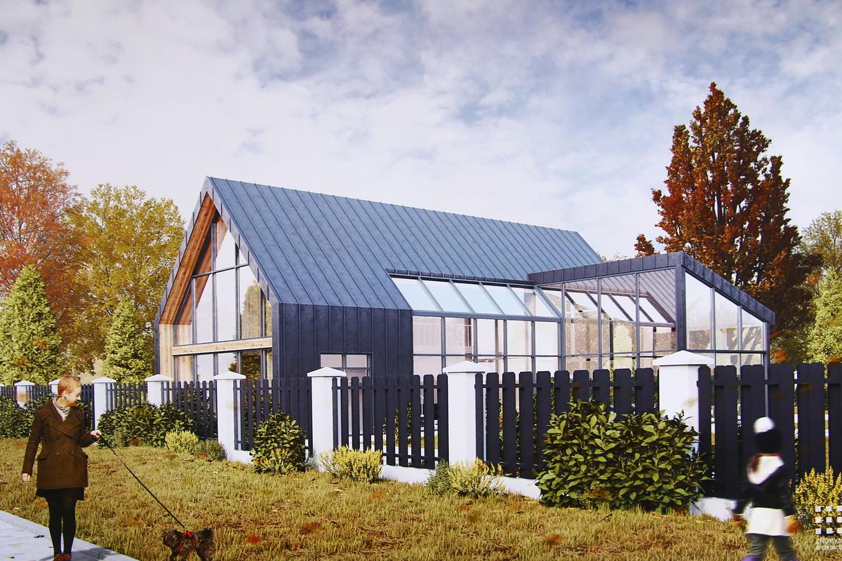 В Барановичах забраковали авторский проект дома, назвав его сараем