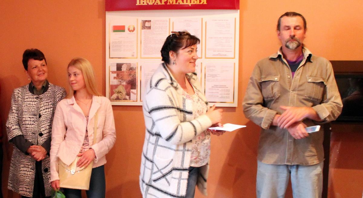 Директор краеведческого музея Алла Самущева.
