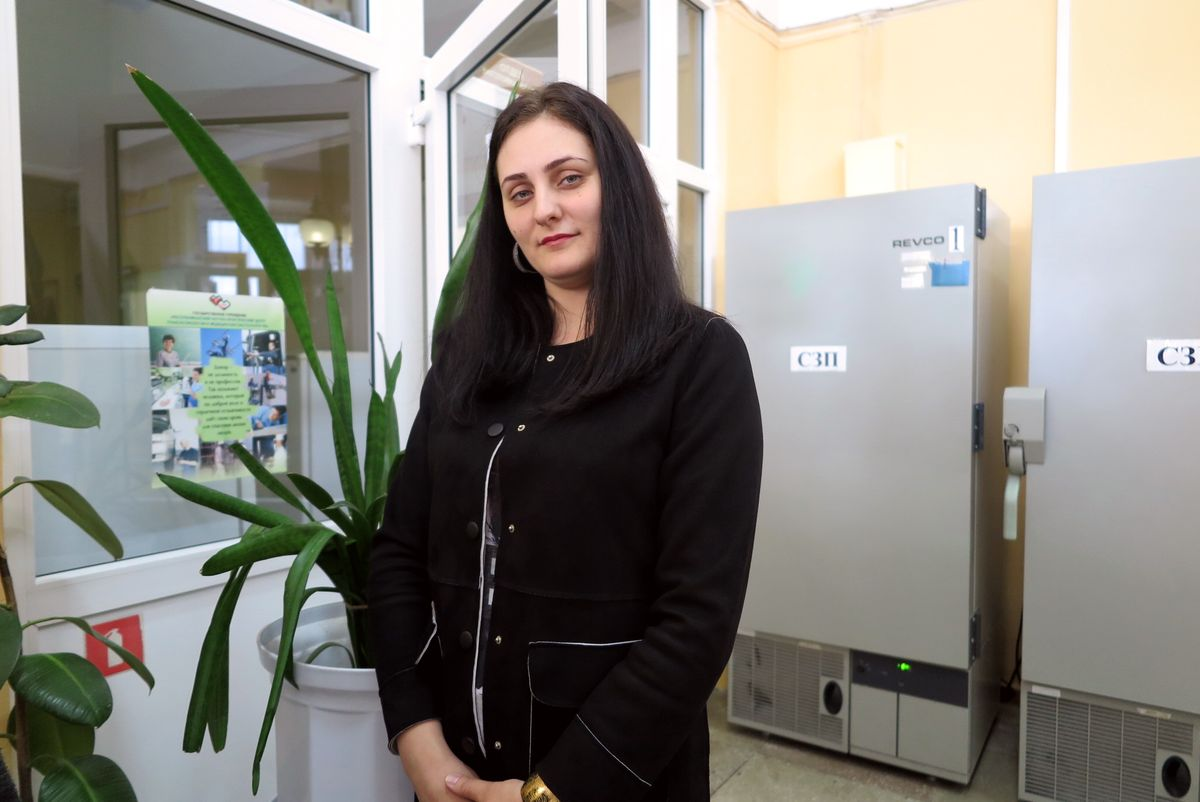 Ольга Дунаева.