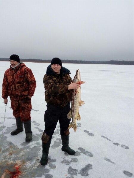 Юрий Слинко со своими уловом. Фото: личный архив