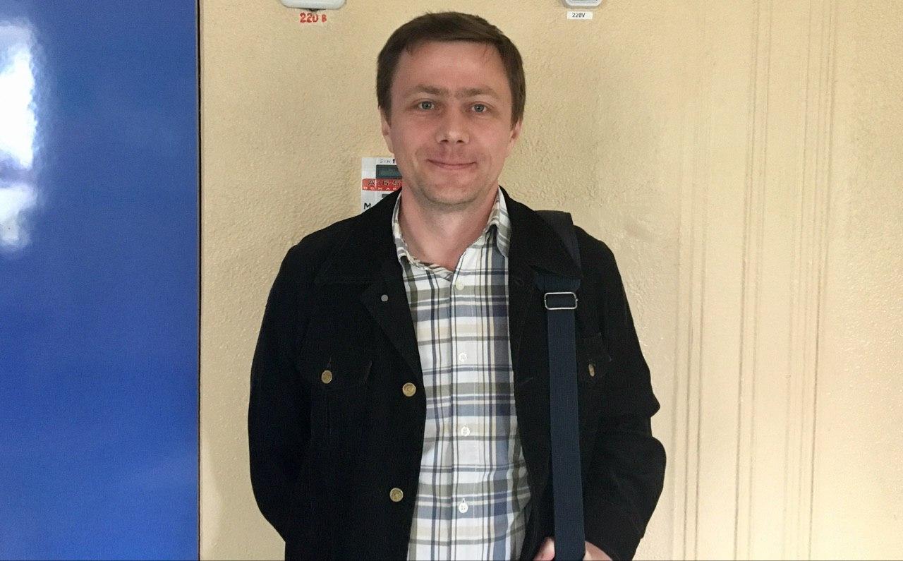 Алексей Смирнов.