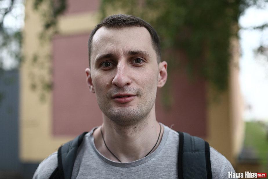 """Владимир Федоров. Фото: """"Наша Нiва"""""""
