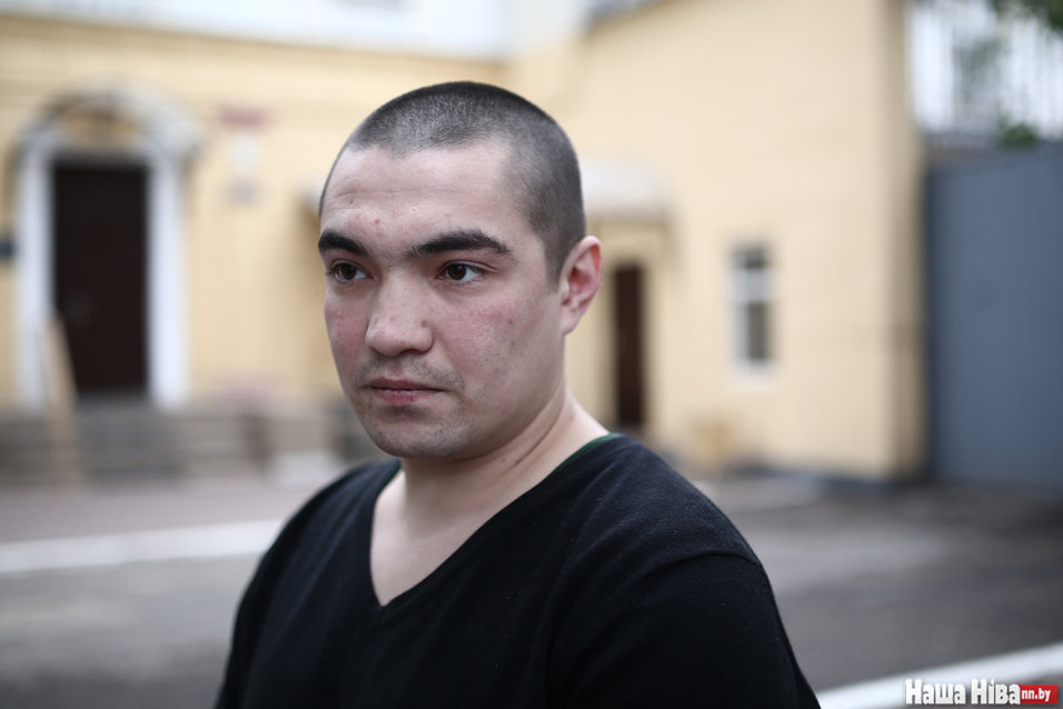 """Владимир Румянцев. Фото: """"Наша Нiва"""""""