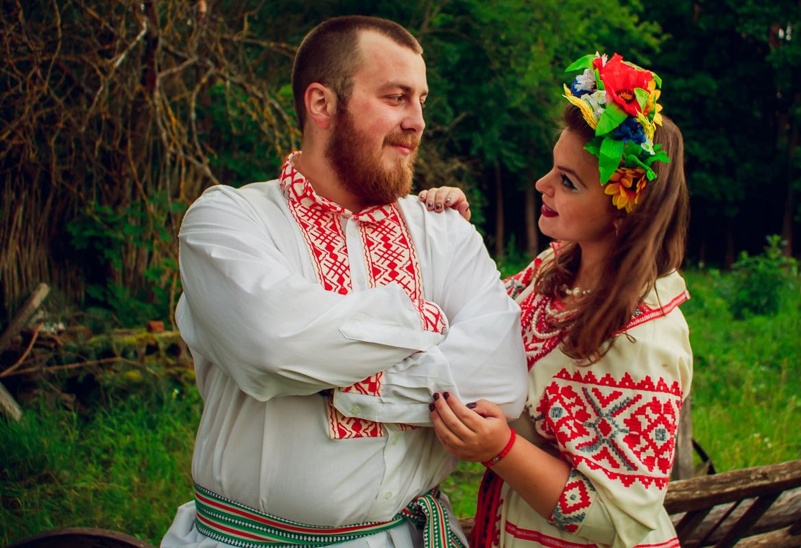 Ведущие мероприятия - Денис Шимонец и Дарья Шимонец.