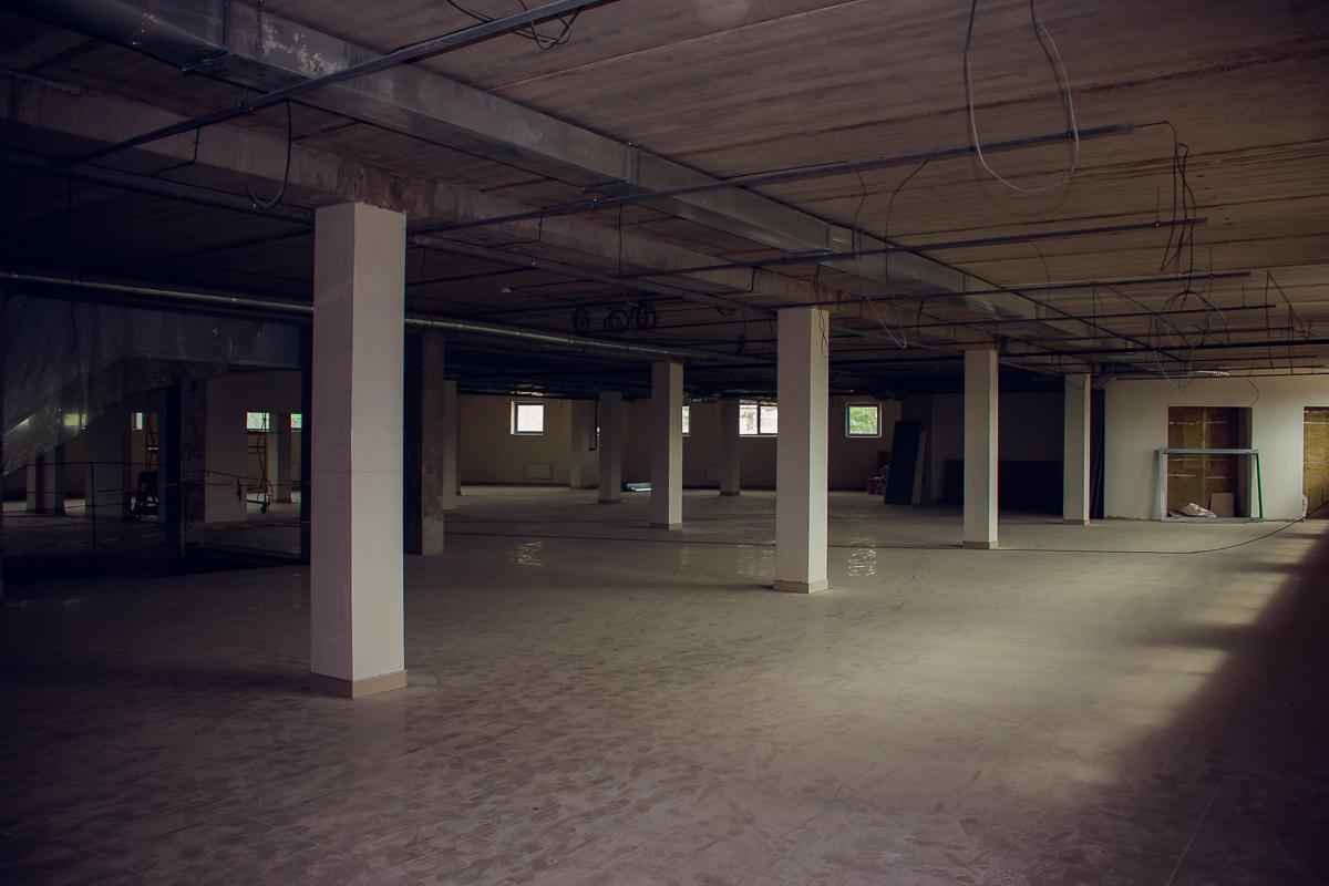 Общая торговая площадь центра после реконструкции составит более 16 тысяч квадратных метров