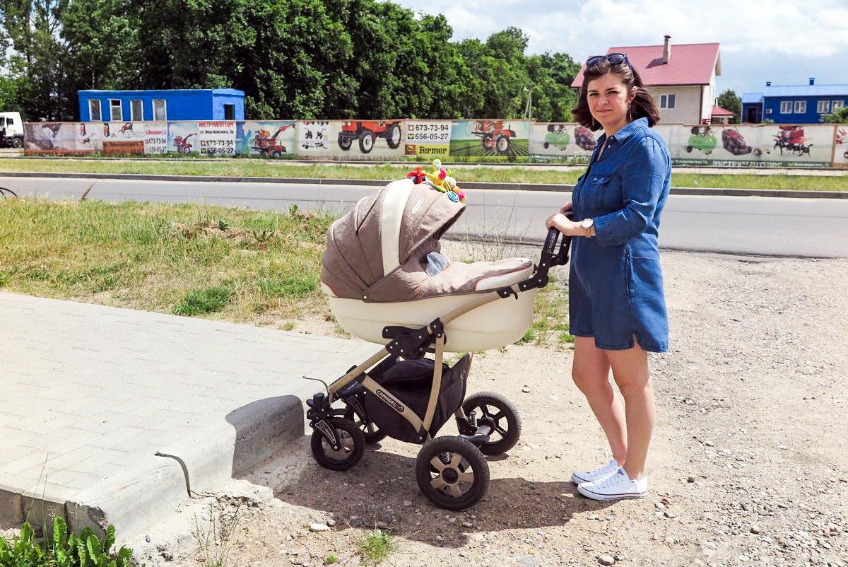 Марина Демьянова-Риферт с дочкой Александрой. Фото: Наталья СОЛОМЯНКО