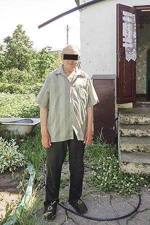 Григорий Кулаковский. Фото: Катерина ЧАРОВСКАЯ